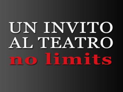 un invito a teatro