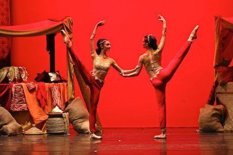 Balletto di Milano mille e una notte sheherazade